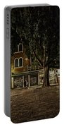 Venice Square At Night Portable Battery Charger