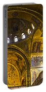 Venice - St Marks Basilica Interior Portable Battery Charger