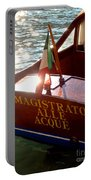 Venice Water Authority Boat Portable Battery Charger