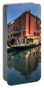 Venitian Gondola's Portable Battery Charger