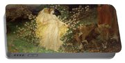 Venus And Anchises Portable Battery Charger