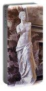 Venus De Milo - Louvre Portable Battery Charger