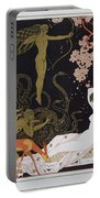 Venus Portable Battery Charger by Georges Barbier