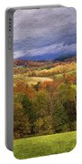 Vermont Colors Portable Battery Charger
