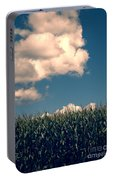 Vermont Cornfield Portable Battery Charger