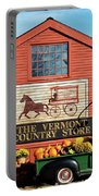 Vermont Country Store Portable Battery Charger