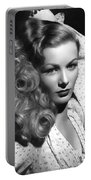 Veronica Lake Actress Portable Battery Charger