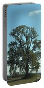Vertical Tree Portable Battery Charger