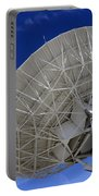 Very Large Array Of Radio Telescopes 4 Portable Battery Charger