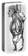 Vesalius: Thoracic Cavity Portable Battery Charger