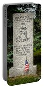 Veterans Memorial Portable Battery Charger