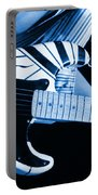 Vh #3 In Blue Portable Battery Charger