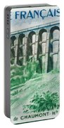 Viaduct Chaumont Haute-marne Portable Battery Charger