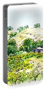 Viano Winery Martinez California Portable Battery Charger