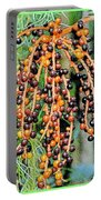 Vibrant Berries Portable Battery Charger