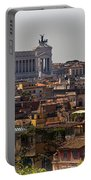 Victor Emmanuel Monument Portable Battery Charger