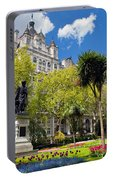 Victoria Embankment Gardens In London Uk Portable Battery Charger
