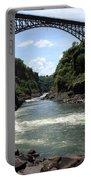 Victoria Falls Bridge - Zambia Portable Battery Charger