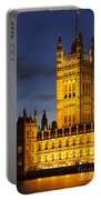 Victoria Tower - London Portable Battery Charger
