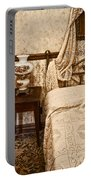 Victorian Bedroom Portable Battery Charger