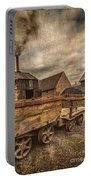 Victorian Colliery Portable Battery Charger by Adrian Evans