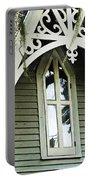 Victorian Gable St Francisville Louisiana Portable Battery Charger