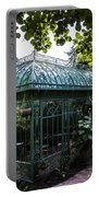 Victorian Greenhouse Portable Battery Charger