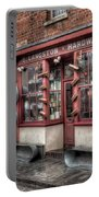 Victorian Hardware Store Portable Battery Charger by Adrian Evans