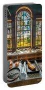 Victorian Kitchen Window Portable Battery Charger