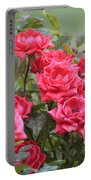 Victorian Rose Garden Portable Battery Charger