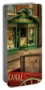 Victorian Town Portable Battery Charger