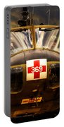 Vietnam Era Medivac 369 Helicopter Portable Battery Charger