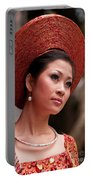 Vietnamese Bride 09 Portable Battery Charger