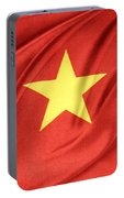 Vietnamese Flag Portable Battery Charger