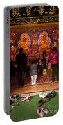 Vietnamese Temple Shrine Prayer Portable Battery Charger