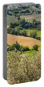 View At Montefalco Portable Battery Charger