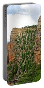 View Four From Walhalla Overlook On North Rim Of Grand Canyon-arizona Portable Battery Charger