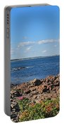 View From Marginal Way Ogunquit Maine 3 Portable Battery Charger