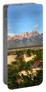 View From Roadrunner Portable Battery Charger