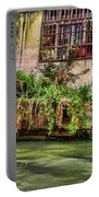 View From The Grand Canal China Portable Battery Charger