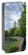 View From The Park West Side Portable Battery Charger