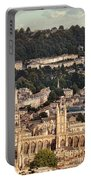 View Of Bath England Portable Battery Charger