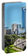 view of Charlotte North Carolina Portable Battery Charger