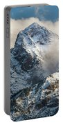 View Of Mount Sneffels And San Juan Portable Battery Charger