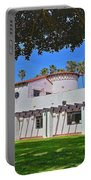 View Of Ole Hanson Beach Club San Clemente Portable Battery Charger