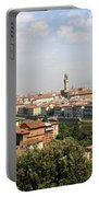View Over Florence Portable Battery Charger