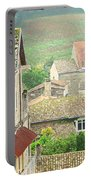 View Over Saint Emilion France 1 Portable Battery Charger