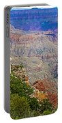 View Seven From Walhalla Overlook On North Rim Of Grand Canyon-arizona Portable Battery Charger