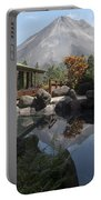 Viewing Arenal Volcano Portable Battery Charger