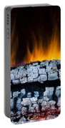 Views From The Fireplace Portable Battery Charger